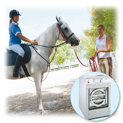 machine laver pour centres equestres. Black Bedroom Furniture Sets. Home Design Ideas