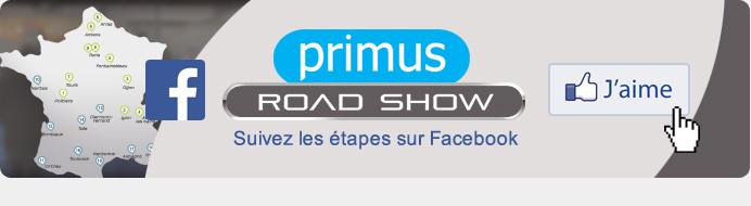 Suivez les étapes du Road Show 2015 sur Facebook >