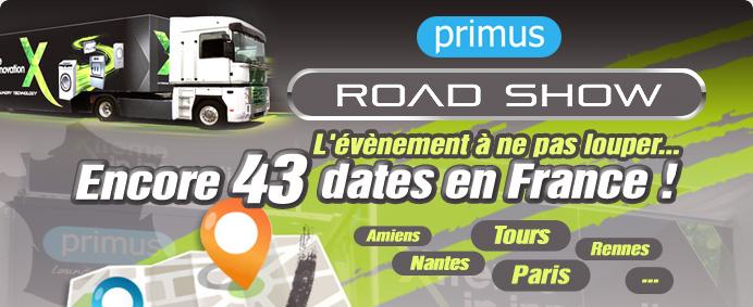 ROAD SHOW PRIMUS